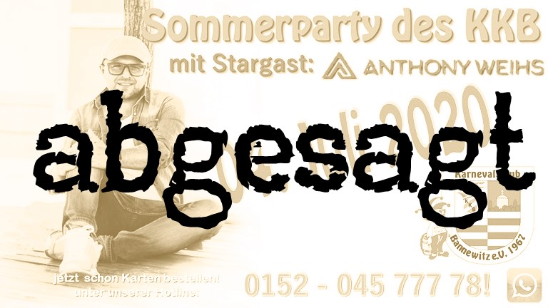 sommerparty20